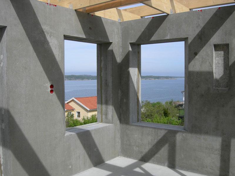 bygga i betong